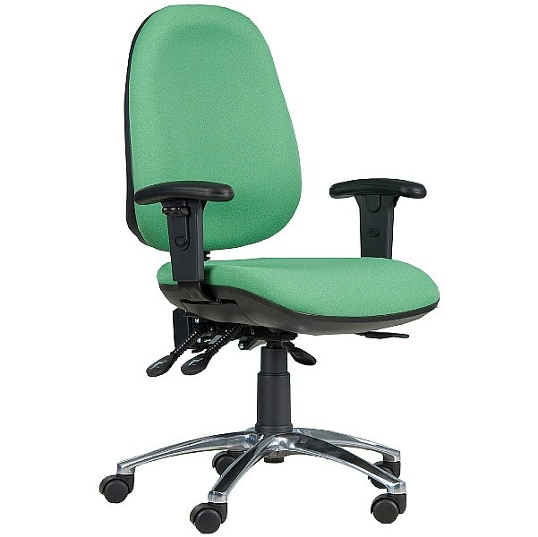24 Hour Contact Deluxe Posture Chair