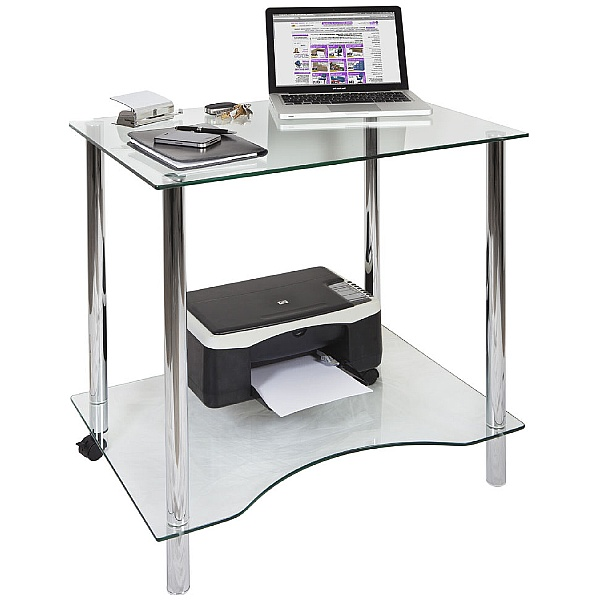 Calcite Glass Workstation