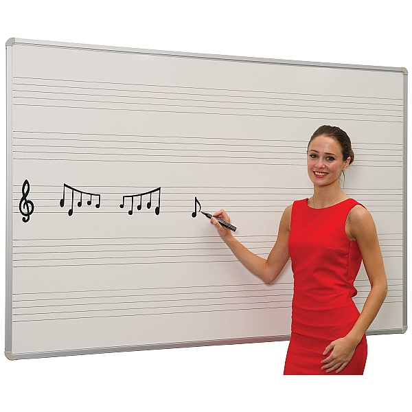 Ultralon Marked Music Writing Boards