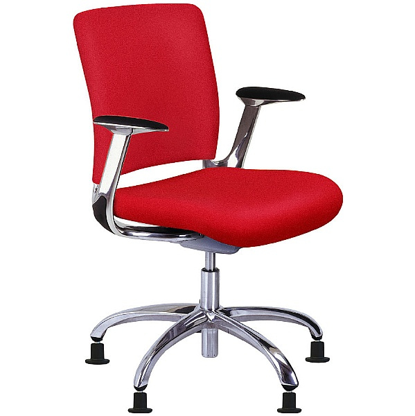 V-Smart Swivel Conference Armchair