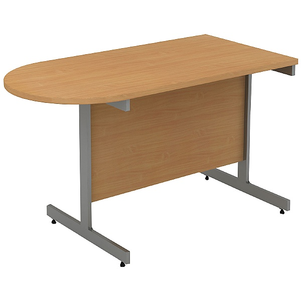 Alpha Plus D-End Meeting Table