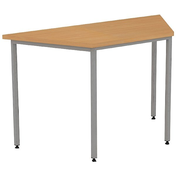 Alpha Plus Trapezoidal Meeting Table