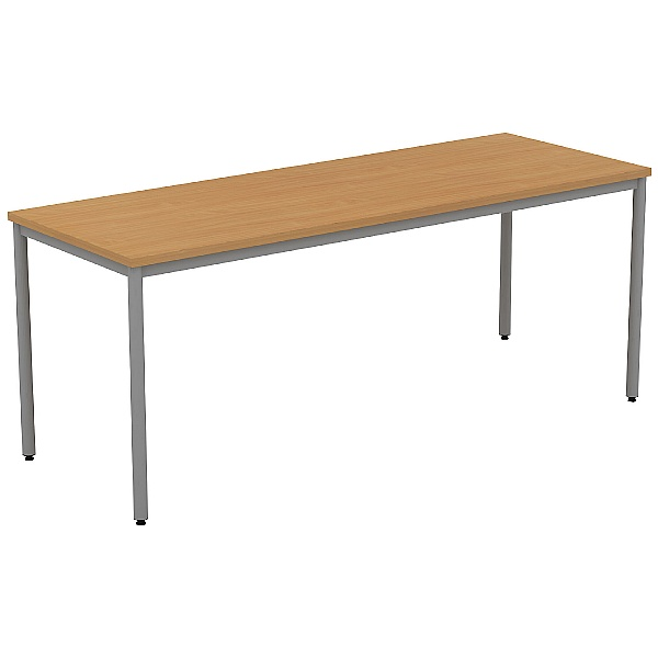 Alpha Plus Heavy Duty Rectangular Meeting Table