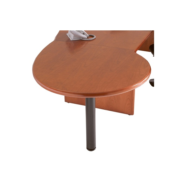 Corniche Teardrop Desk End Meeting Tables