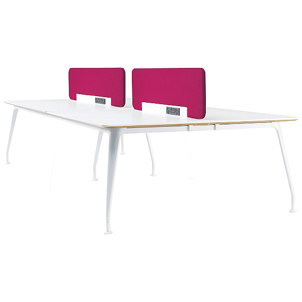 DNA Quad Rectangular Bench Desk
