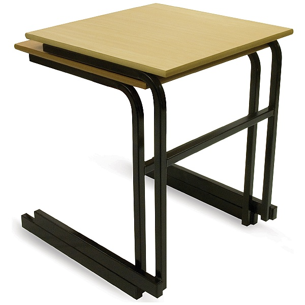 Scholar Heavy Duty Cantilever Stacking Exam Table