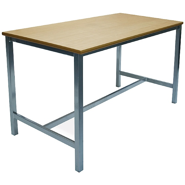 Scholar Heavy Duty H-Frame Lab Tables