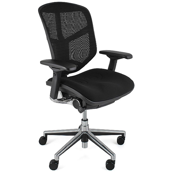 Enjoy Mesh & Fabric Office Chairs (Without Headres