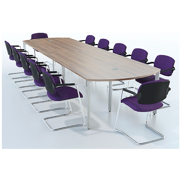 Sven X-Range Bow Conference Tables