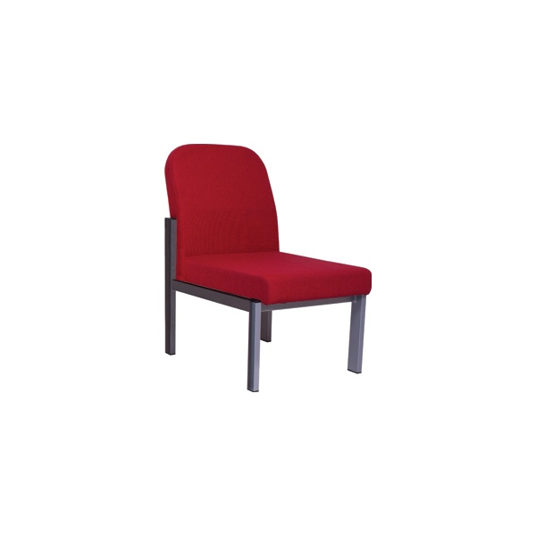 Traditional Extra Heavy Duty Low Reception Chair