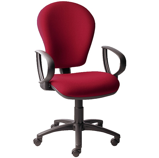 Sven X-Range XR2H High Back Operator Chair