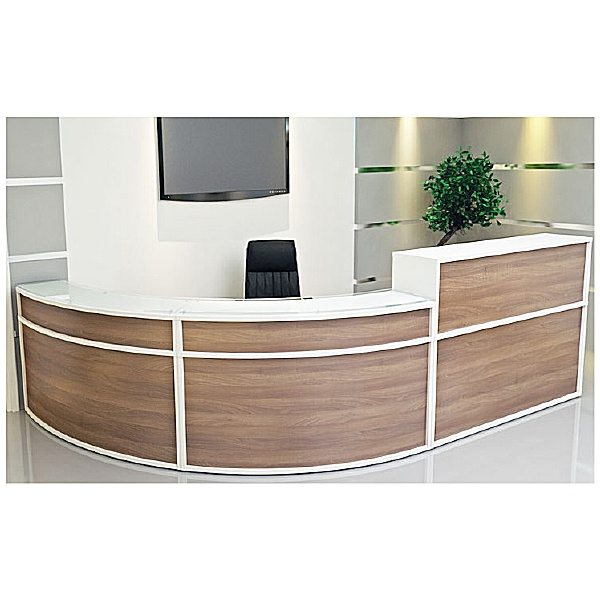 Presence Two Tone Modular Reception