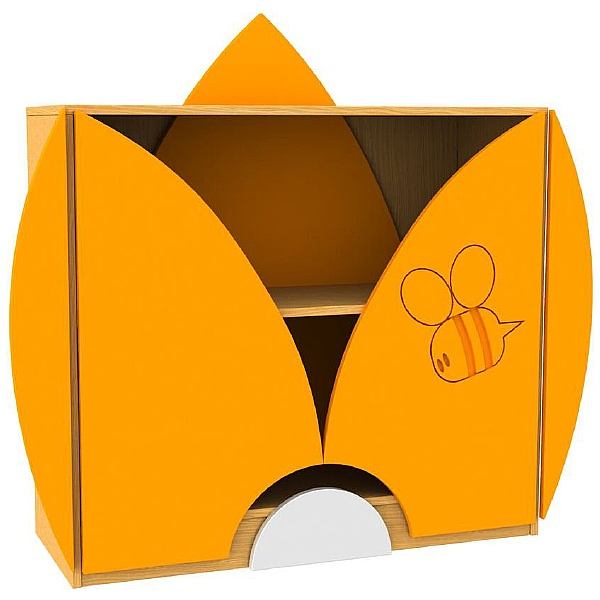 Honey Bee Petal Cupboard