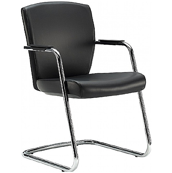 Pledge Key Full Back Cantilever Chair
