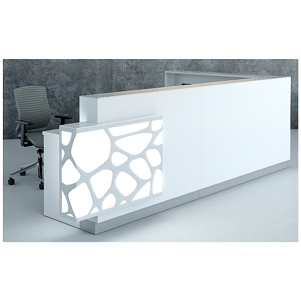 Minerals Acute Reception Desk