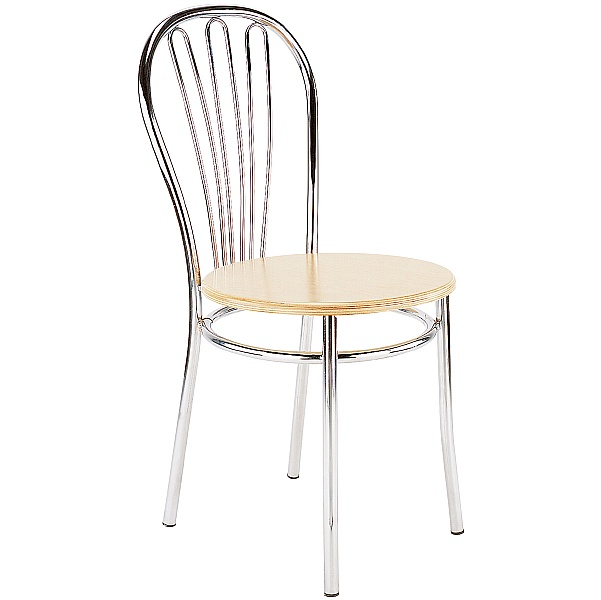 Vega Wooden Bistro Chair