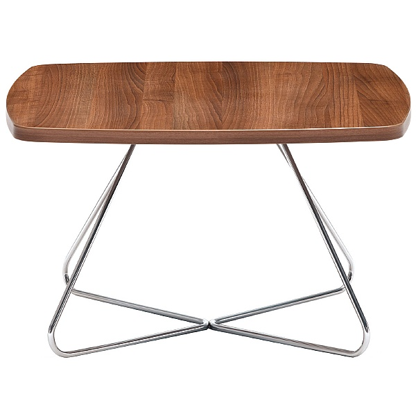 ge Spirit Lite Wooden Top Table