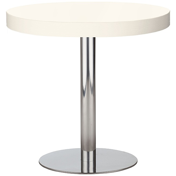 Lara Inox Heavy Duty Melamine Bistro Table