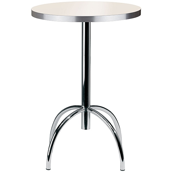 Wiktor Aluminium Edged Melamine Bistro Table