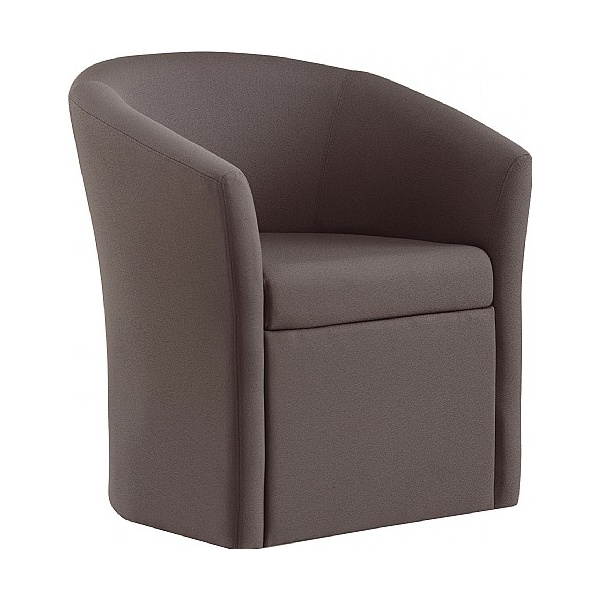 Pledge Nova Single Seat Closed Front Tub Chair