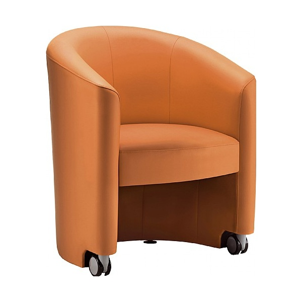 Pledge Inca Tub Chair Without Underseat Shelf