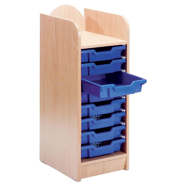 Stretton 8 Tray Storage Unit
