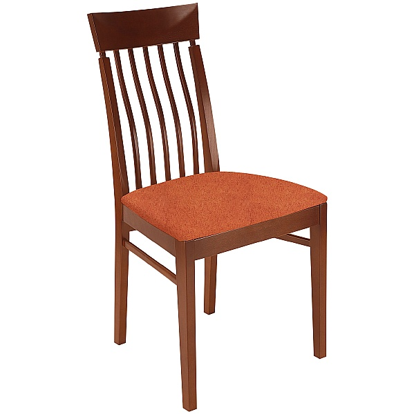 Vienna Upholstered Wooden Dining Chair