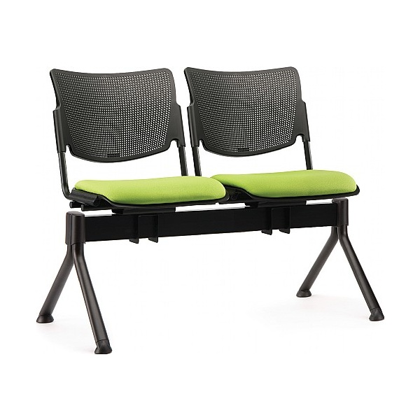 Pledge Mia Beam Seating 2 Seater