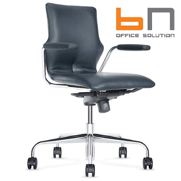 BN Leather Conversa Task Chair