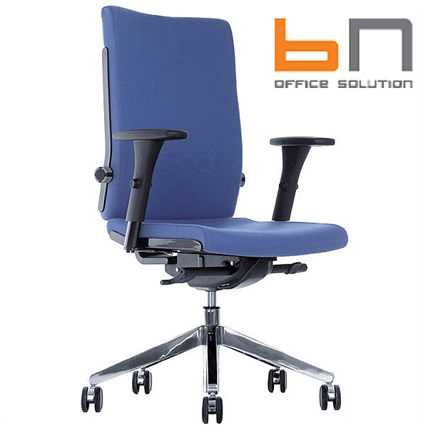 BN Belite Fabric High Back Executive Chair