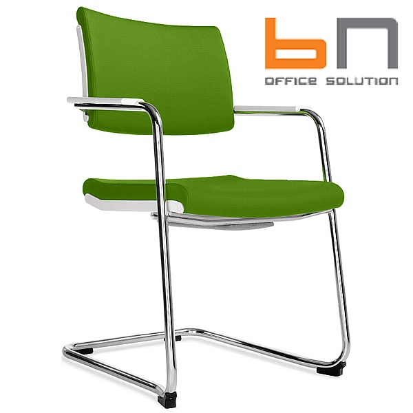 BN Belite Fabric Cantilever Conference Chair