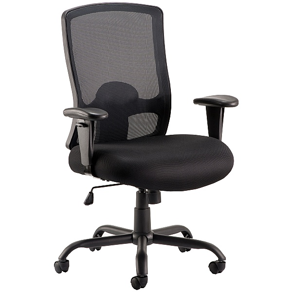 Samson 32 Stone Mesh Manager Chair