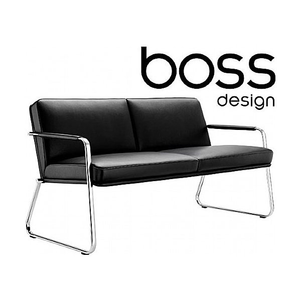 Boss Design Optima Two Seater Sofa