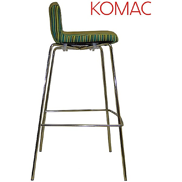 Komac Event 4 Tall Upholstered Bistro Chair