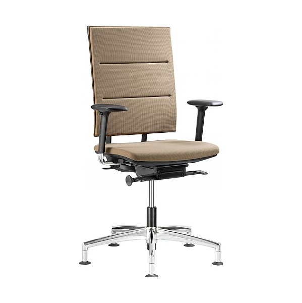 Grammar Office SAIL Fabric Swivel Conference Chair