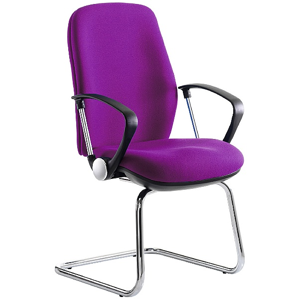 Re-Act Deluxe High Back Visitor Chair