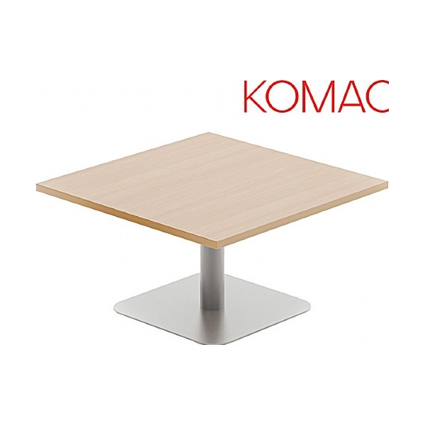 Komac Reef Square Coffee Table Square Base
