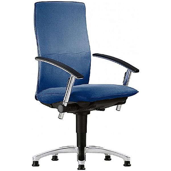 Grammer Office Tiger UP High Back Fabric Swivel Conference Chair