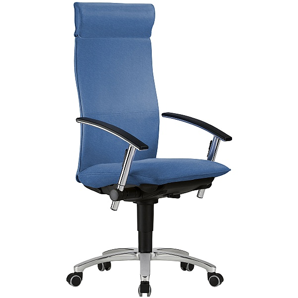 Grammer Office Tiger UP Fabric Executive Chair