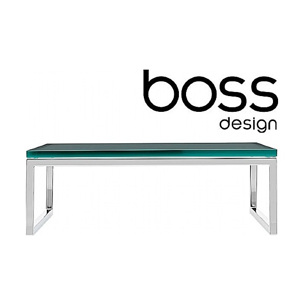 Boss Design Layla Glass Coffee Table