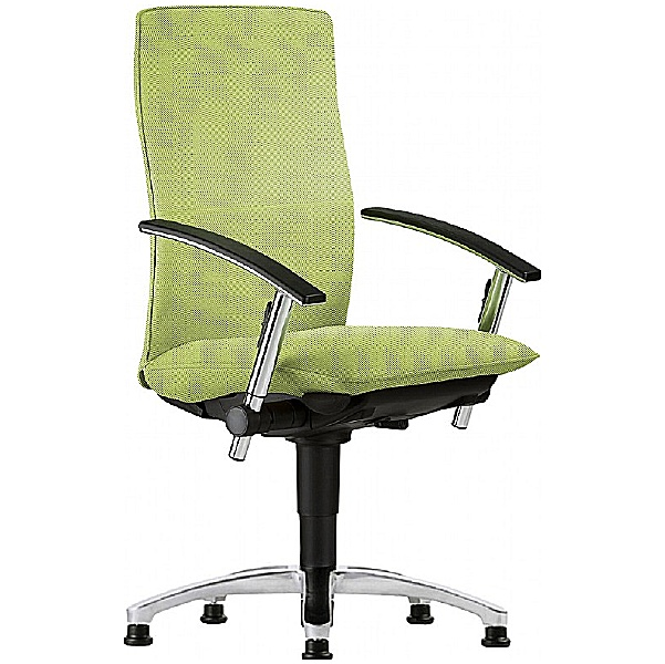 Grammer Office Tiger UP High Back Textile Mesh Swivel Conference Chair