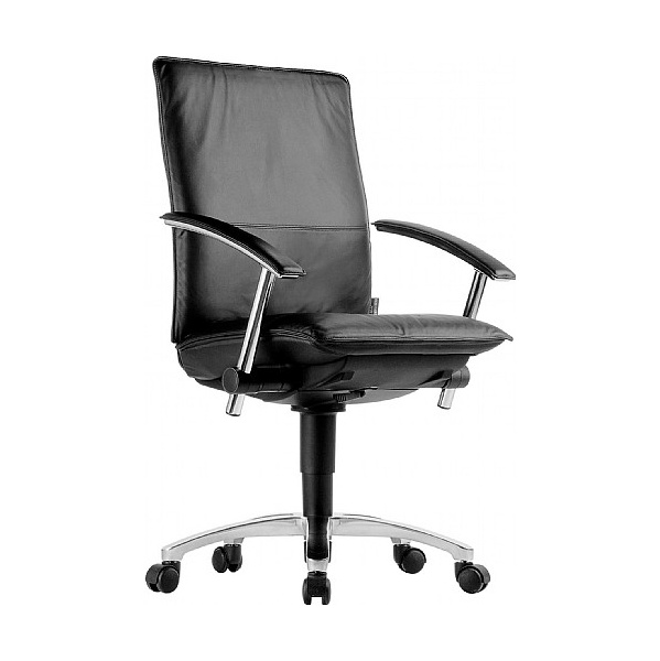 Grammer Office Tiger UP High Back Leather Task Chair