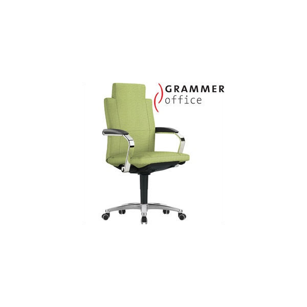 Grammer Office Leo II Textile Mesh Executive Chair