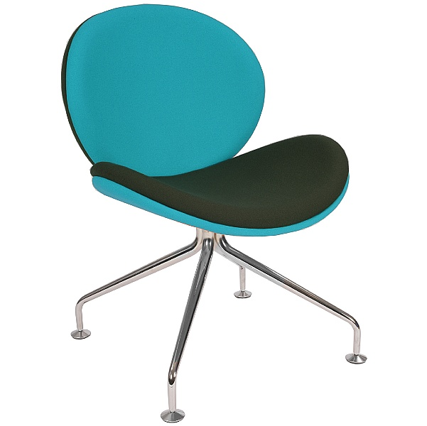 Giggle 4 Leg Reception Chair