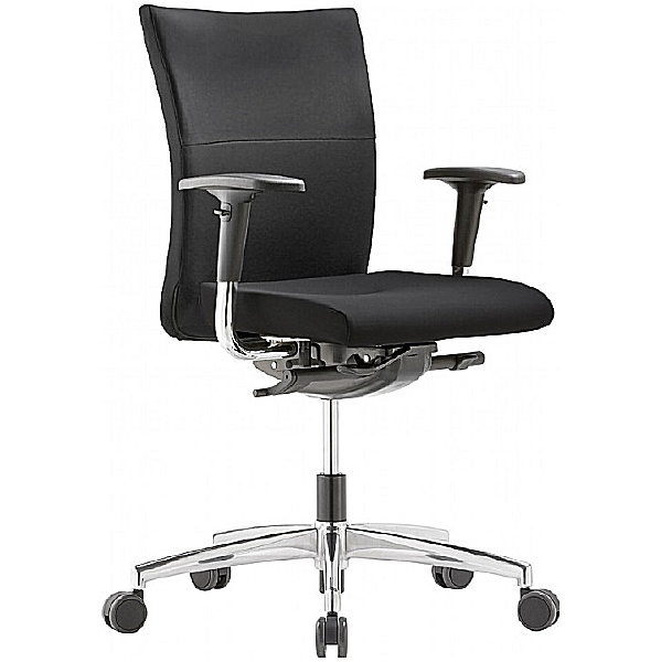 Grammer Office Extra Leather Task Chair