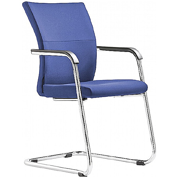 Grammer Office Extra Fabric Cantilever Side Chair