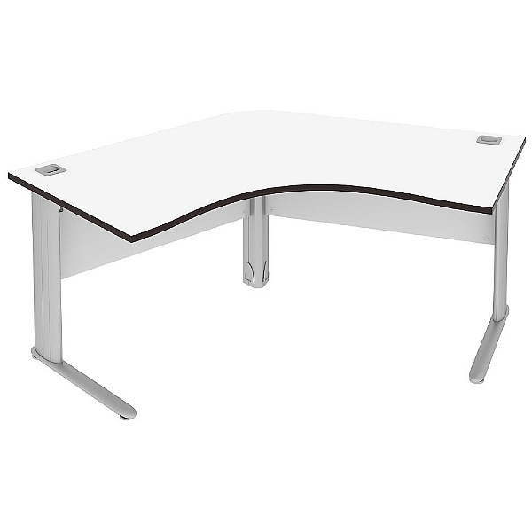 Elite Optima Plus 120 Degree Desks