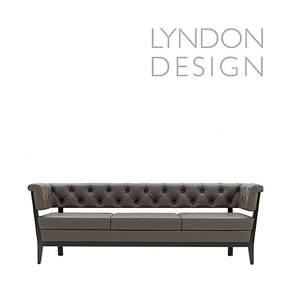 Lyndon Design Arlington 3 Seater Sofa