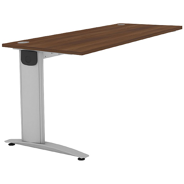 Protocol Rectangular Beam Desk Extension
