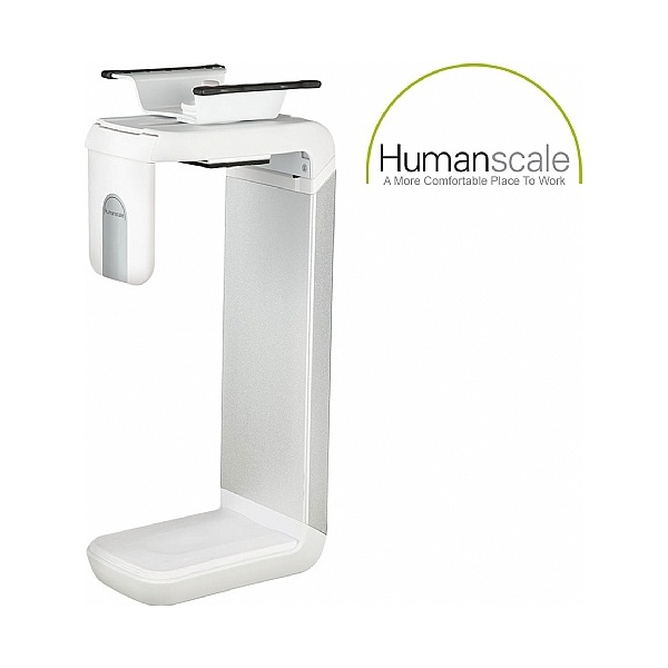 Humanscale 200 CPU Holder White